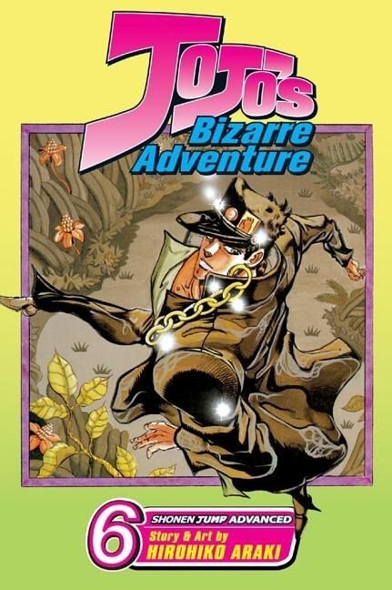 Jojo's Bizarre Adventure: Part 3--Stardust Crusaders, Vol. 6