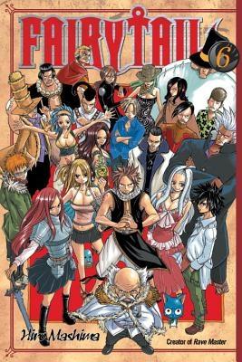 Fairy Tail 6