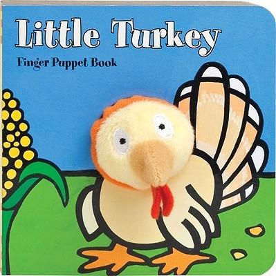 Little Turkey Finger Puppet Book