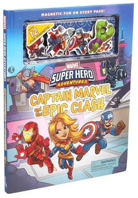 Marvel Super Hero Adventures: Captain Marvel and the Epic Clash
