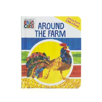 Eric Carle: Around the Farm