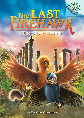 The Golden Temple: A Branches Book (the Last Firehawk #9) (Library Edition), 9