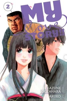 My Love Story!!, Volume 2