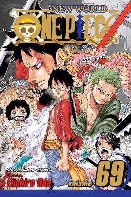 One Piece, Volume 69