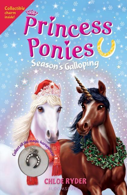 Princess Ponies: Season's Galloping