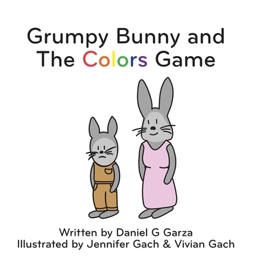 Grumpy Bunny and The Colors Game