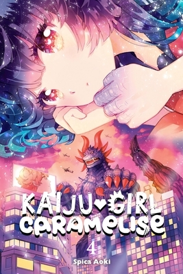 Kaiju Girl Caramelise, Vol. 4