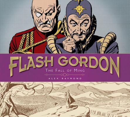 Flash Gordon: The Fall of Ming: The Complete Flash Gordon Library 1941-44