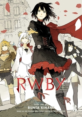 Rwby: The Official Manga, Vol. 3: The Beacon ARC