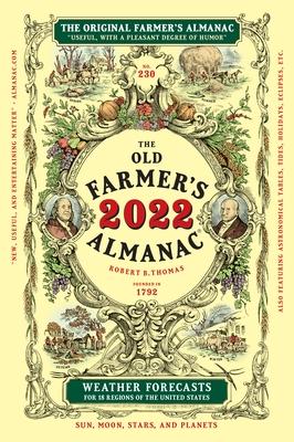 The Old Farmer's Almanac 2022 Trade Edition