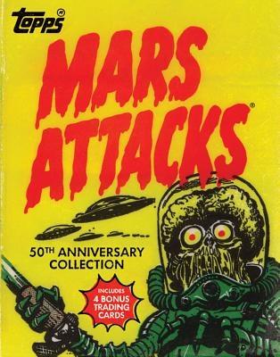 Mars Attacks [With 4 Bonus Trading Cards]