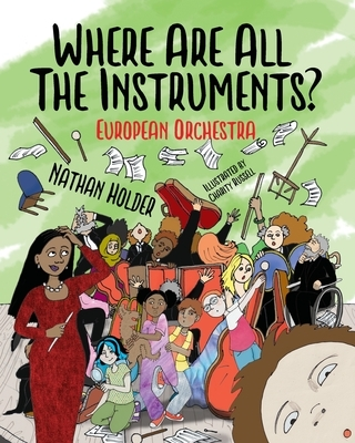 Where Are All The Instruments? European Orchestra