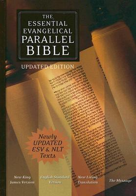 Essential Evangelical Parallel Bible-NKJV/ESV/NLT/MS