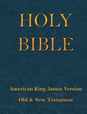 American King James Holy Bible: Old & New Testaments