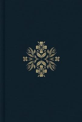 ESV Women's Study Bible (Cloth Over Board, Dark Teal)