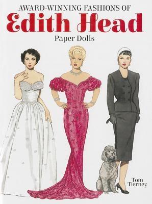 Award-Winning Fashions of Edith Head Paper Dolls