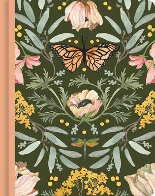 ESV Single Column Journaling Bible, Artist Series (Ruth Chou Simons, Be Transformed)