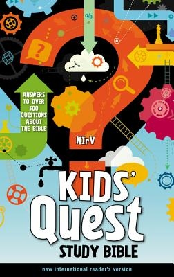 Kids' Quest Study Bible-NIRV: Answers to Over 500 Questions about the Bible