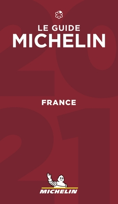 The Michelin Guide France 2021: Restaurants & Hotels