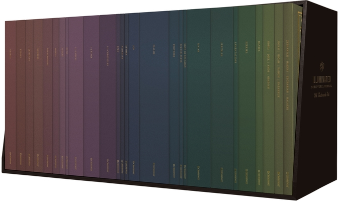 ESV Illuminated Scripture Journal: Old Testament Set