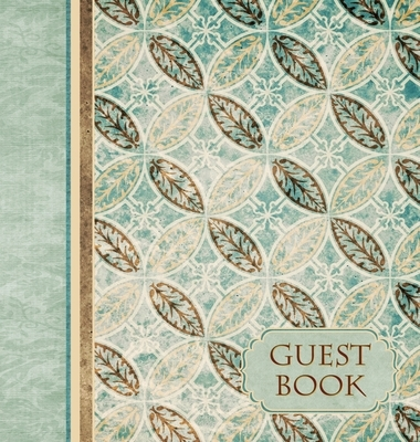 GUEST BOOK for Airbnb, Vacation Home Guest Book, Visitors Book, Comments Book.: Hardcover Guest Comments Book For Events, Parties, Clubs, Retreat Cent