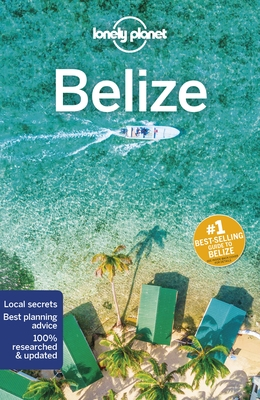 Lonely Planet Belize 7