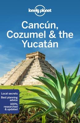 Lonely Planet Cancun, Cozumel & the Yucatan 8