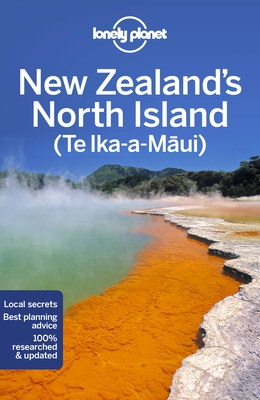 Lonely Planet New Zealand's North Island 6