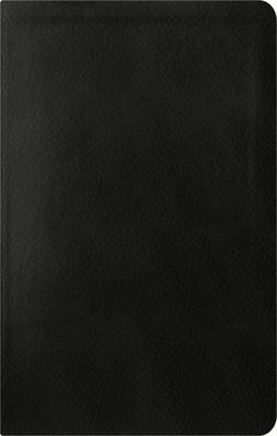 ESV Reformation Study Bible, Condensed Edition - Black, Premium Leather
