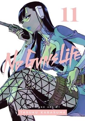 No Guns Life, Vol. 11, 11