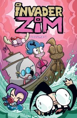 Invader Zim Vol. 4, 4