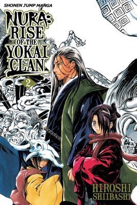 Nura: Rise of the Yokai Clan, Vol. 2, 2
