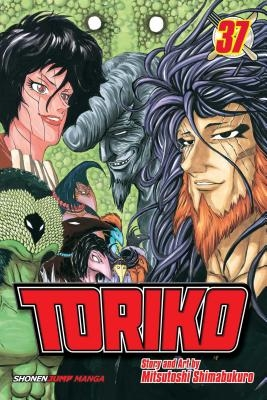 Toriko, Vol. 37, 37