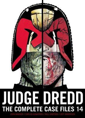 Judge Dredd: The Complete Case Files 14, 14