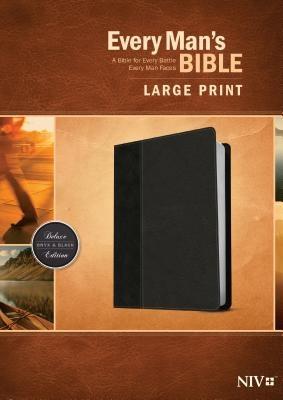Every Man's Bible-NIV-Large Print