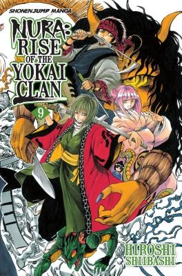Nura: Rise of the Yokai Clan, Vol. 9, 9