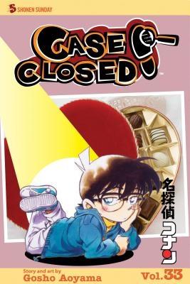 Case Closed, Vol. 33, 33