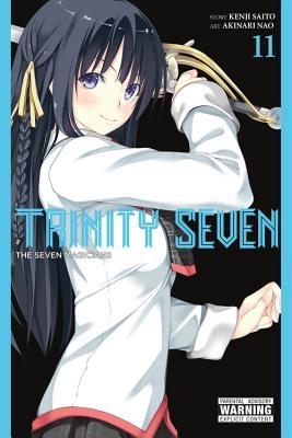 Trinity Seven, Vol. 11: The Seven Magicians