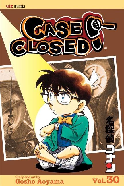 Case Closed, Vol. 30, 30