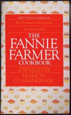 The Fannie Farmer Cookbook