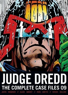Judge Dredd: The Complete Case Files 09, 9