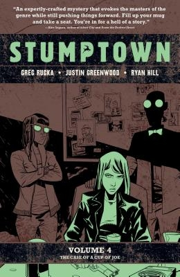 Stumptown Vol. 4, Volume 4: The Case of a Cup of Joe