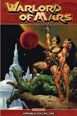 Warlord of Mars Omnibus, Volume 1