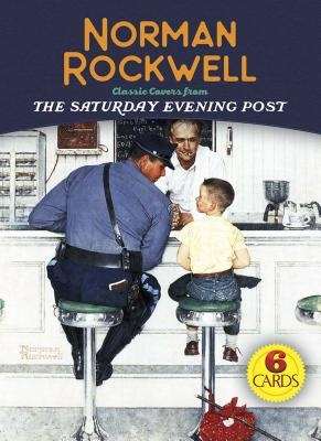 Norman Rockwell 6 Cards: Classic Covers from the Saturday Evening Post