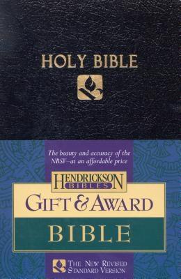 Gift & Award Bible-NRSV