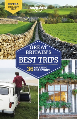 Lonely Planet Great Britain's Best Trips 2