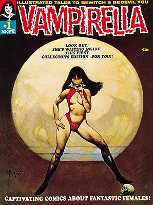 Vampirella Archives Volume 1