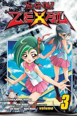 Yu-Gi-Oh! Zexal, Vol. 3, 3