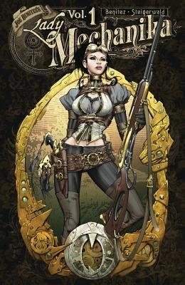 Lady Mechanika Oversized Hc Vol 1: Mystery of the Mechanical Corpse