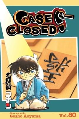 Case Closed, Vol. 80, 80